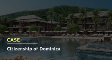 Case: Citizenship of Dominica via property purchase