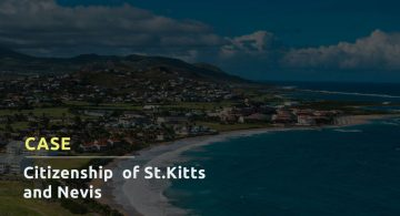 CASE: CITIZENSHIP OF<br> ST.KITTS AND NEVIS