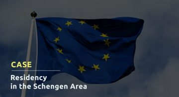 Case: Residency in the Schengen Area