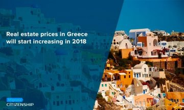 Real estate prices in Greece will start increasing in 2018