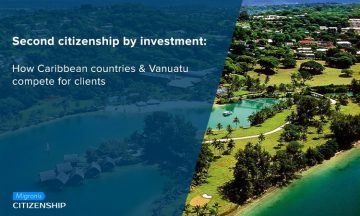 Second citizenship by investment: How Caribbean countries & Vanuatu compete for clients