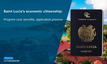 Saint Lucia's economic citizenship: Program cost, benefits, application process