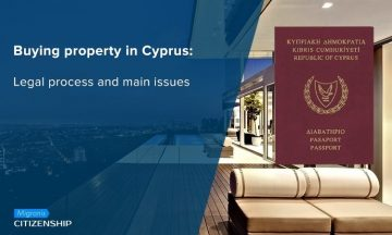 Buying property in Cyprus: Legal process and main issues