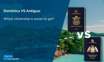 Dominica VS Antigua: Which citizenship is easier to get?