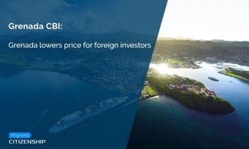 Grenada CBI: Grenada lowers price for foreign investors