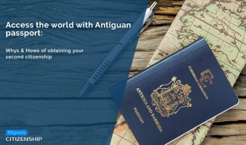 Access the world with Antiguan passport: Whys & Hows of obtaining your second citizenship