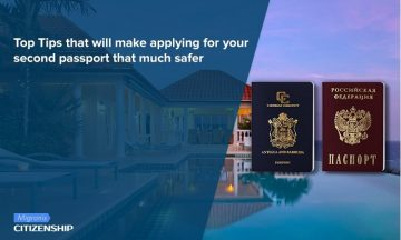 Top Tips that will make applying for your second passport that much safer