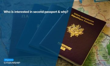 Who is interested in second passport & why?