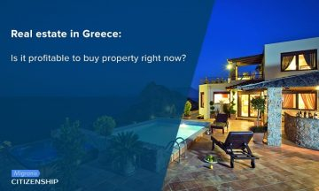 Real estate in Greece: Is it profitable to buy property right now?
