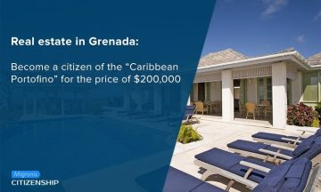 Real estate in Grenada: Become a citizen of Grenada for the price of $200,000