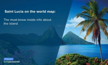 Saint Lucia on the world map: The must-know inside info about the island
