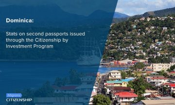 Dominica: Stats on second passports issued through the Citizenship by Investment Program