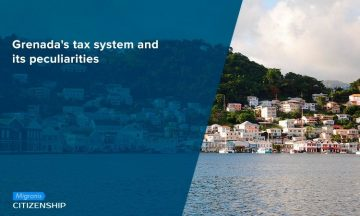 Grenada's tax system and its peculiarities