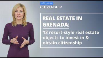 Grenada passport — Grenada citizenship by investment program