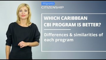 Migronis By Citizenship Antigua Investment amp; Barbuda And Passport