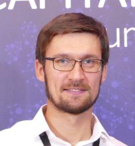 Speaker Sergey Molibog