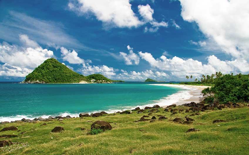 The treasure islands