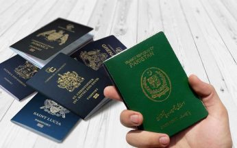 Pakistan Case: the Popularity of the Caribbean Passport